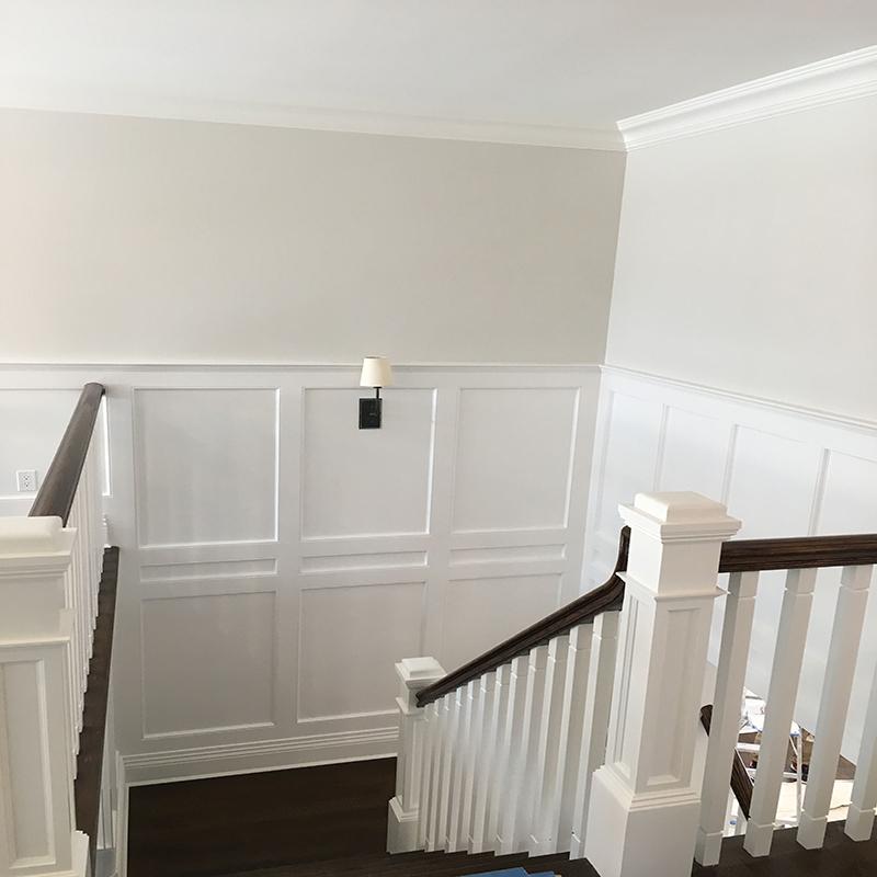 دیوارپوش سفید