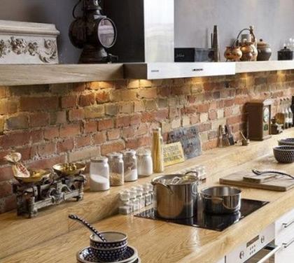 دیوار پوش آشپزخانه
