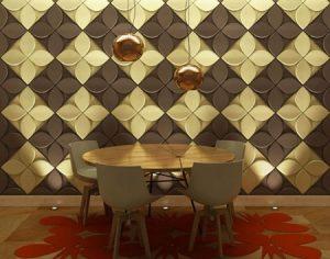دیوار پوش در طراحی دکوراسیون