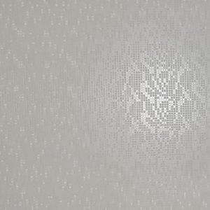 دیوارپوش P-912 (سفید شطرنجی)