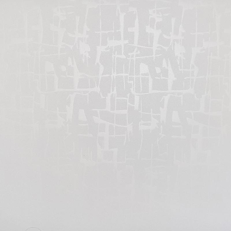 دیوارپوش P-953 (کتیبه ای سفید)