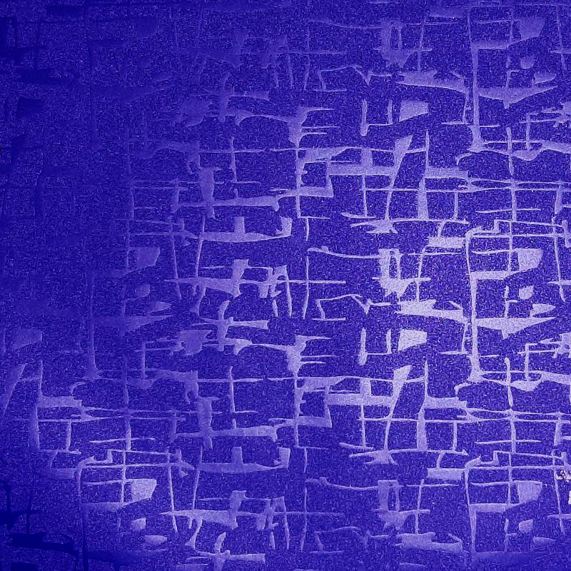 دیوارپوش P-954 (کتیبه ای سورمه ای)