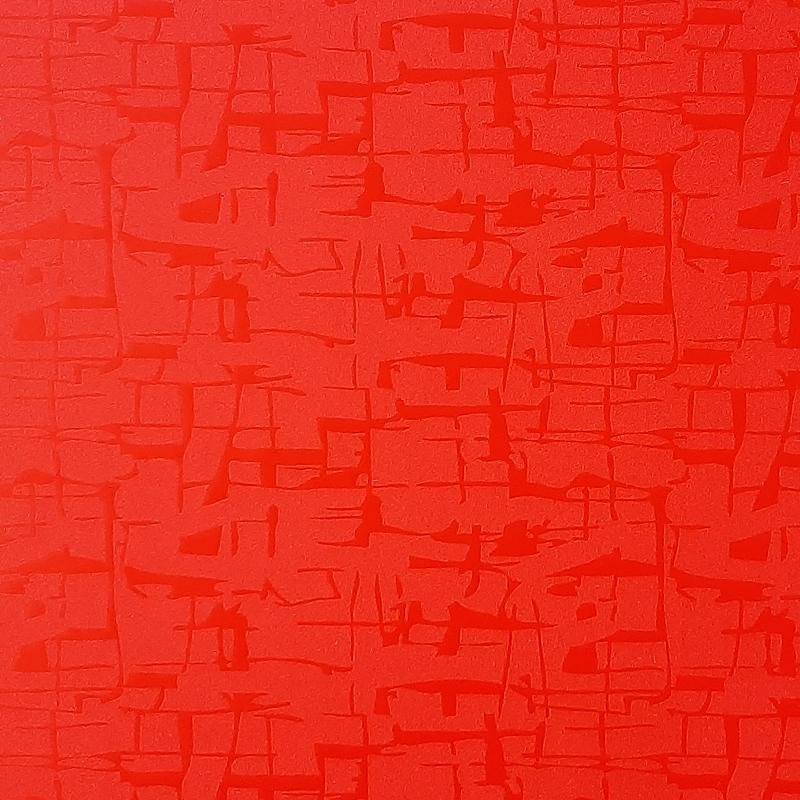 دیوارپوش P-956 (کتیبه ای قرمز)