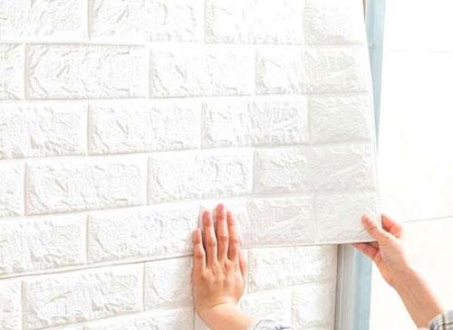 آموزش نصب دیوارپوش