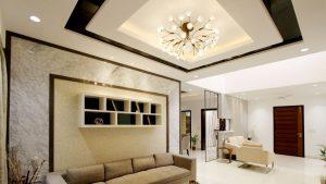 4. طراحی سقف کاذب با طناب یک نوع