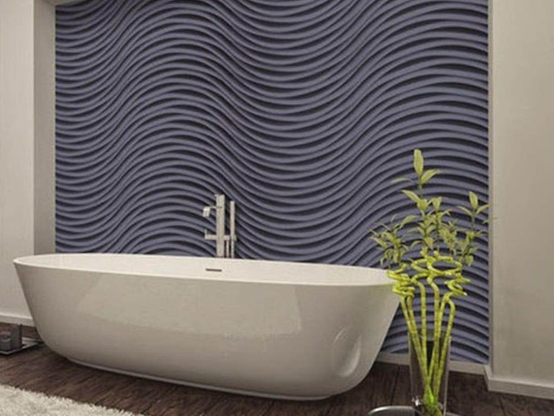 دیوار پوش ضد آب برای حمام